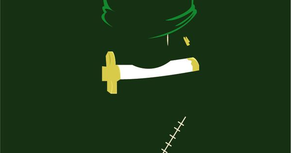 Zoro minimalist one piece pinterest so art and for Minimalist art pieces