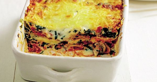 how to make vegetarian lasagna with quorn mince
