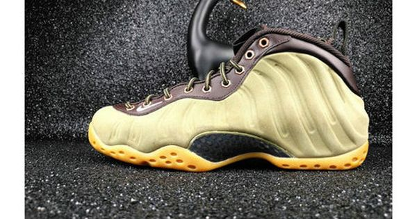 Nike Air Foamposite One Gone Fishing reviewYouTube