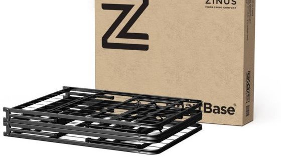 Home Zinus Spa Sensations Bed Frame