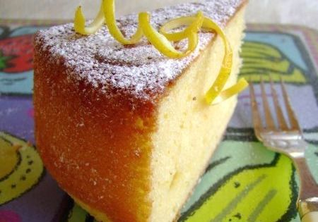 Lemon yoghurt cake - I can personally recommend this recipe having just