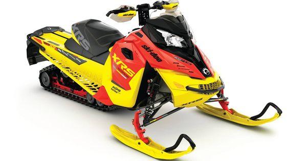 Ski Doo Renegade X Rs Rotax 800r E Tec St Boni Motor