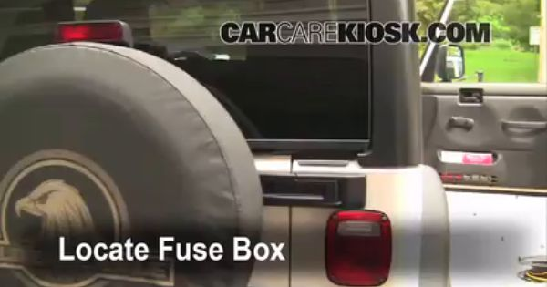 interior fuse box location: 1997-2006 jeep wrangler 2006 jeep wrangler  unlimited ru… | jeep wrangler unlimited, jeep wrangler interior, 2006 jeep  wrangler unlimited  pinterest