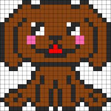 Image Result For Easy Pixel Art Happy The Cat Dessin Pixel