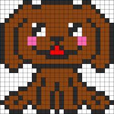 Dessin Pixel Pixel Art Animaux Trop Mignon Facile