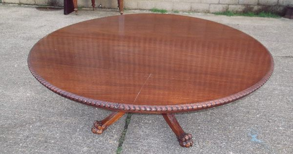 Large round dining table seats 12 circular dining for 10 seat round table size