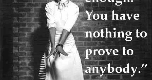 Maya Angelou .. True words