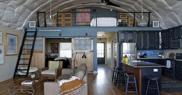Quonset Hut Homes Interiors Google Search Q Hut Houses