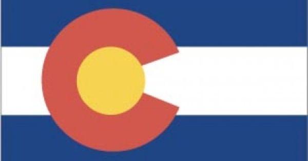 Flag Of Colorado Colorado State Flag Flag Flag Of Colorado