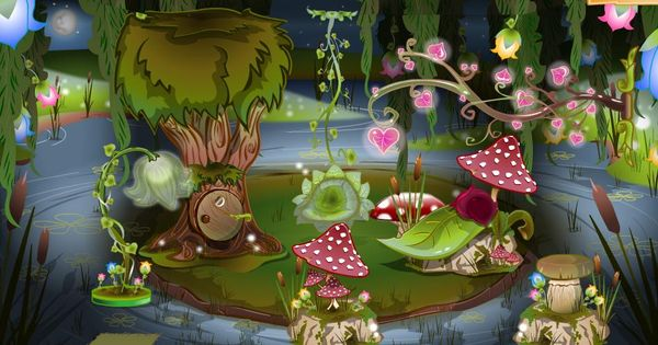 Forest Party Enchanted Forest Items With Willow Pond