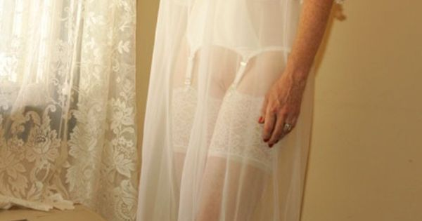 Negligee Granny S Pinterest Lingerie Nighties And