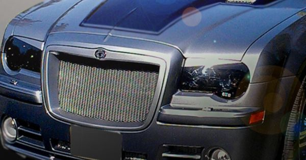 Trufiber Air Hood I Love The Mean Eyes With Images Chrysler