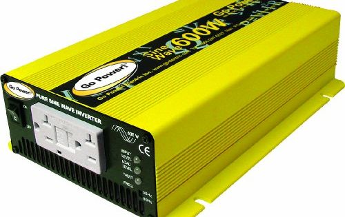 Go Power Gpsw60024 600watt Pure Sine Wave Inverter Read More At The Image Link Sine Wave Power Inverters Pure Products