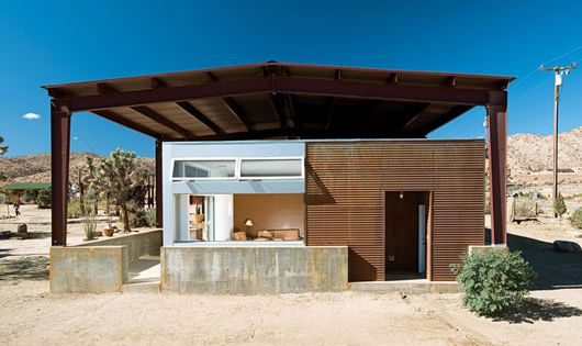 Good Sustainable Desert House Design   Recycled, Reused And Naturally Cool |  Architecture, Desert Homes And Homes
