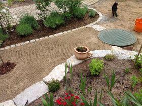 Beetabgrenzung Bzw Rasenkante Aus Granit Selbst Bauen Garten Pflanzen Garten Ideen Gestaltung Vorgarten Garten