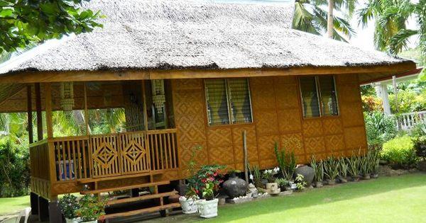 Bahay Kubo | Philippine Nipa Hut