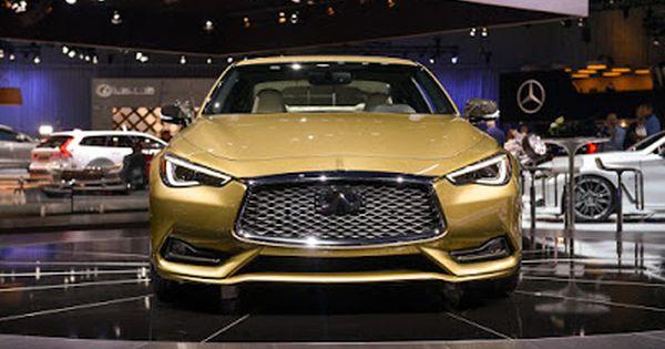الكشف عن الإصدار الخاص إنفينيتي Q60 نيمان ماركوس 2017 Bmw Car Bmw Sports Car