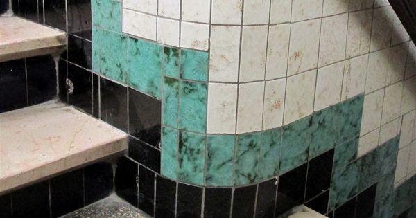 School pieter lastmankade amsterdam lambrisering trap authentieke gevlamde tegels - Deco toilet ontwerp ...