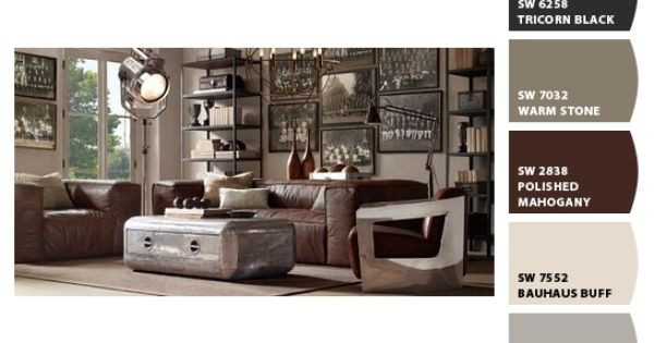 Subtle elegant paint combos by sherwin williams interior for Elegant taupe paint