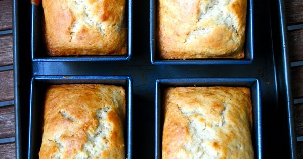 Coconut Banana Bread | Fat Girl Trapped in a Skinny Body Tried