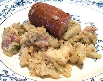 Keto German Potato Salad Recipe