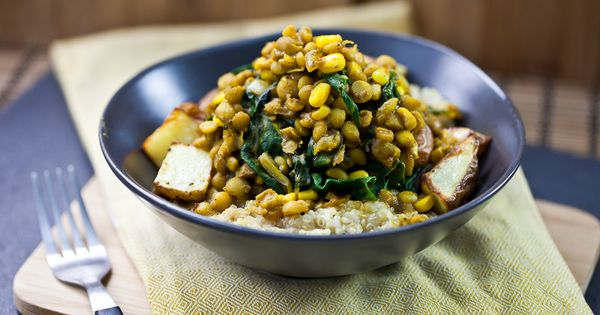 ... Chard with Roasted Potatoes | Recipe | Roasted Potatoes, Lentils and