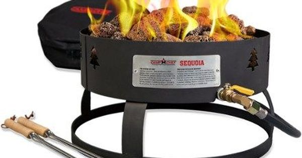Understand Camping Basics Prior To Your Trip Fire Pit Portable Fire Pits Outdoor Fire Pit Designs