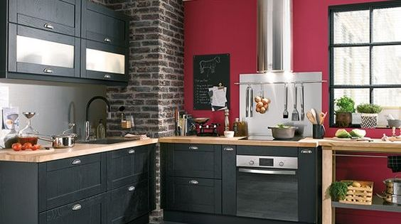 cuisine bistrot 23 id es d co pour un style bistrot cuisine kitchens and pantry