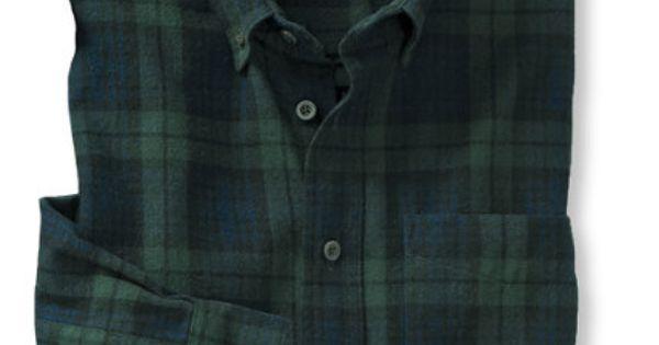 Mens Chamois Shirt