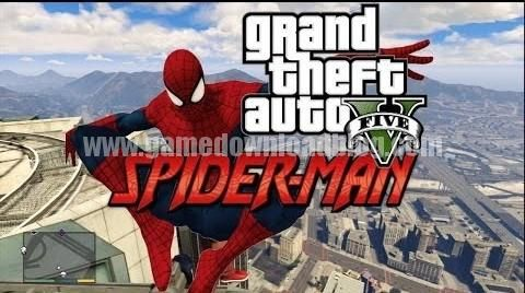 GTA Vice City Spiderman Game Free Download | Download Free