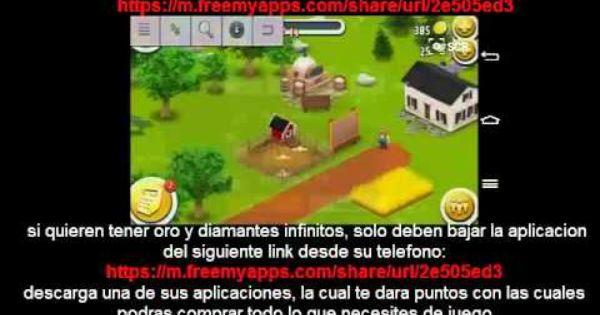 Hack Hay Day Oro Y Diamantes Ilimitados Iphone Android Actualizado Diciembre 2014 Hay Day Cheats Telefono Diamantes