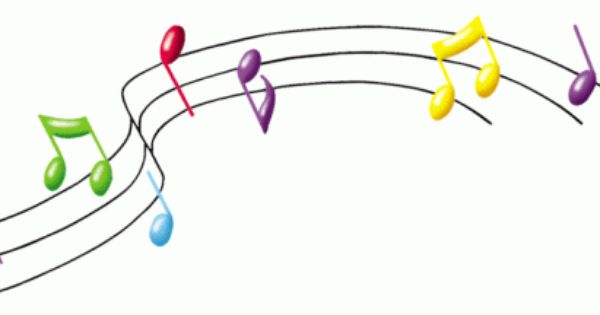 All Years Musical Concepts Music Notes Clip Art Music Clipart