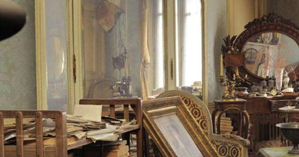 Quot Time Capsule Quot Apartment In Paris Found Untouched For 70