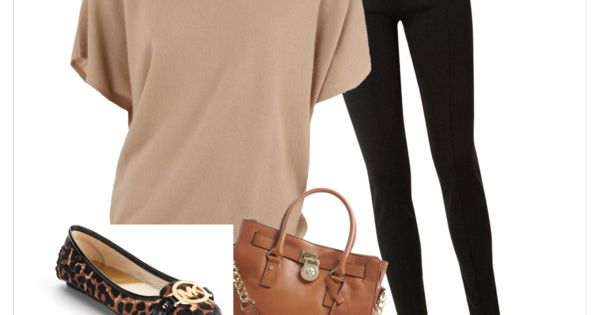 """Michael Kors Outfit"" by ferderer on Polyvore"