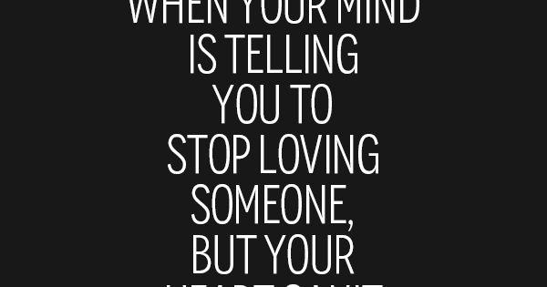 stop loving someone hates