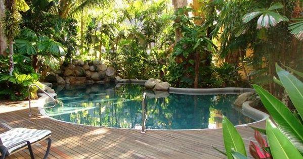 Garten, Pools and Backyards on Pinterest