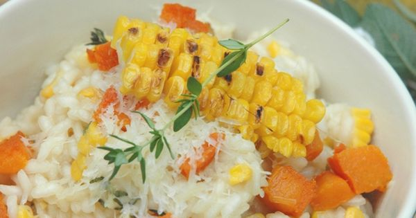 ... butternut risotto | Side Recipes | Pinterest | Risotto Recipes