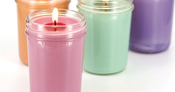 How To Make Soy Container Candles Candle Making Techniques