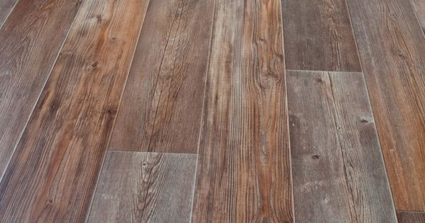 Brown and gray linoleum flooring rv pinterest stains for Can you stain vinyl flooring