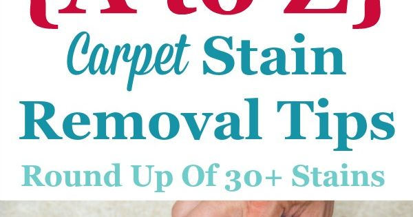 A z carpet stain removal tips carpet stain removal - Tips cleaning carpets remove difficult stains ...