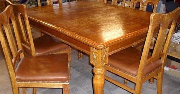 Auktionshuset i Linghem | Matsalsgrupp, Fyrkant