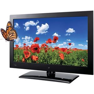 Gpx 19in Led Tv 19 Color Led Display 16 9 Aspect Ratio Can Be Used As A Pc Monitor Progressive Scan V Chip Provides Parental Controls Digital Tv Hdtv Led Tv