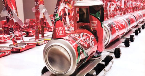 Crafts Tumblr Soda Can Crafts Tin Can Art Can Crafts