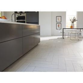Stainmaster 1 Piece 6 In X 24 In Groutable White Waza Peel And Stick Luxury Vinyl Tile Lowes Com Cheap Flooring Cheap Flooring Options Vinyl Tile Bathroom