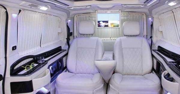 MERCEDES BENZ VIANO VVIP  Car for sale on AutoTraderUAE More