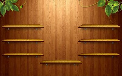 Wooden Shelves Wallpaper Wallpaper Shelves Desktop Wallpaper Organizer Backgrounds Desktop