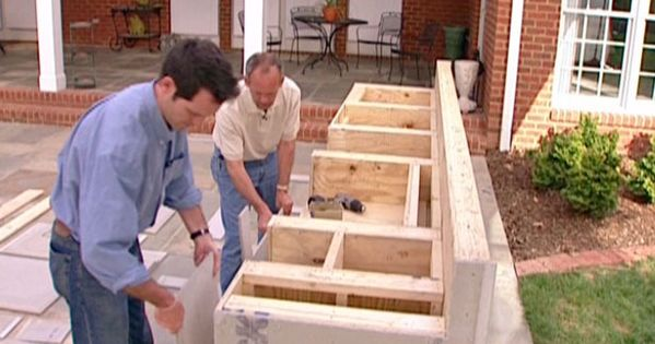 How To Build Outdoor Kitchen Cabinets Outdoors At Repinned Net