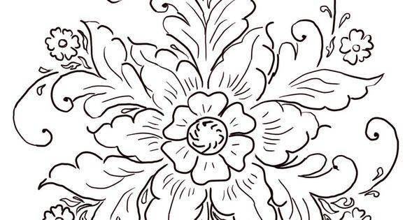 rosemaling coloring pages - norwegian rosemaling super coloring rosemaling