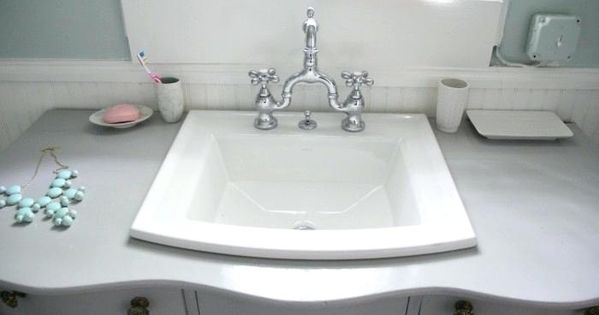Kohler Archer Sink This By Is The Largest Drop In When Itkohler