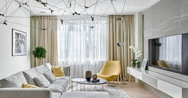 17 fotos de decoraci n de salones modernos para inspirarte for Menzah 5 salon de the